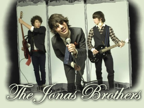 jonas brothers en t'en que chanteurs