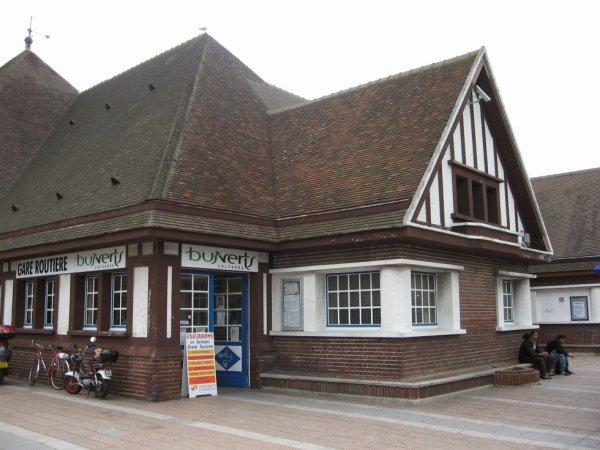 Gare routière de Deauville