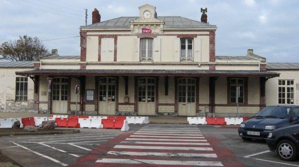 Gare de Dives Cabourg en 2007