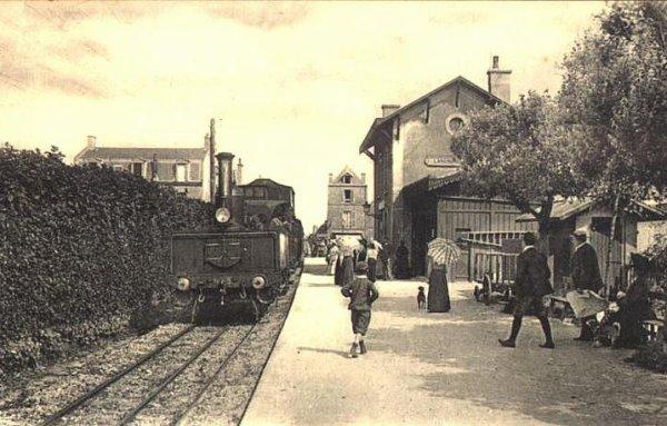 Ancienne Gare de Langrune sur Mer