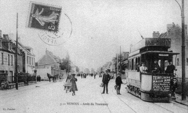 Venoix - Ancien tram de Caen