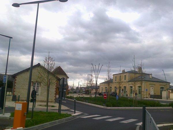 Gare de Bayeux en 2007