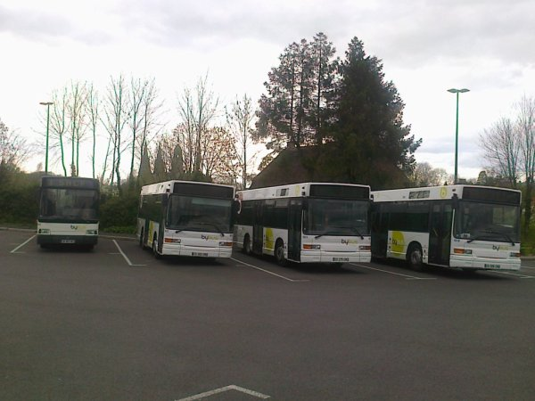 Bus urbains de Bayeux