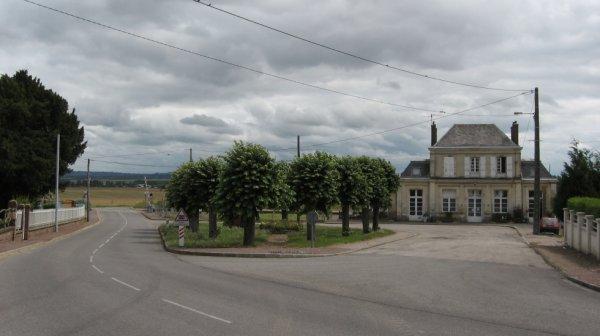 Gare de Couliboeuf