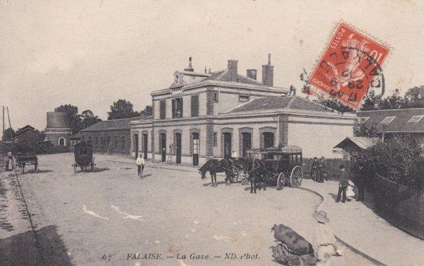 Ancienne Gare de Falaise