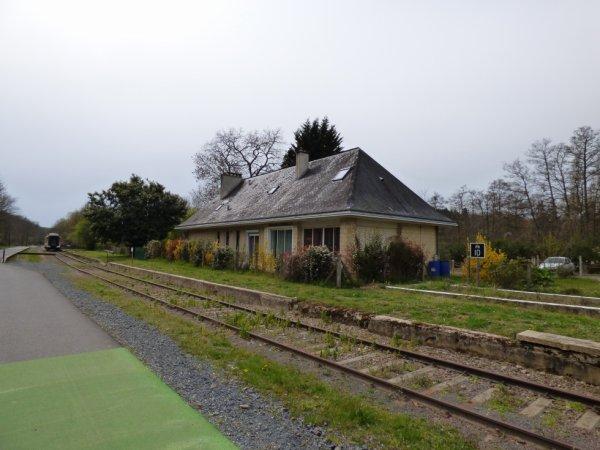 Gare de Mutrécy