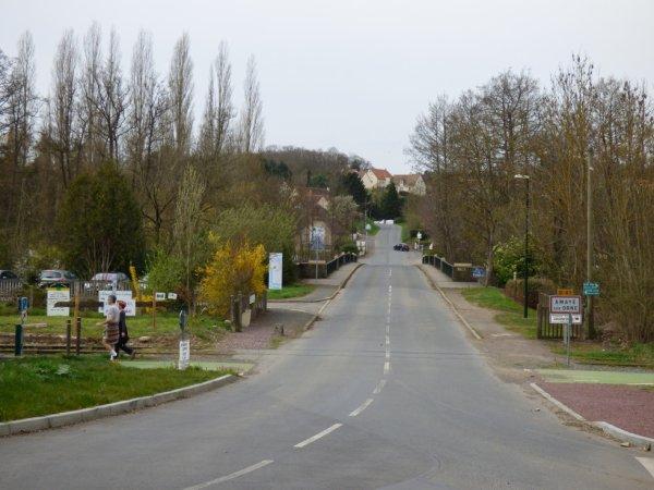 Passage à Niveau n°10 de la ligne Caen Flers