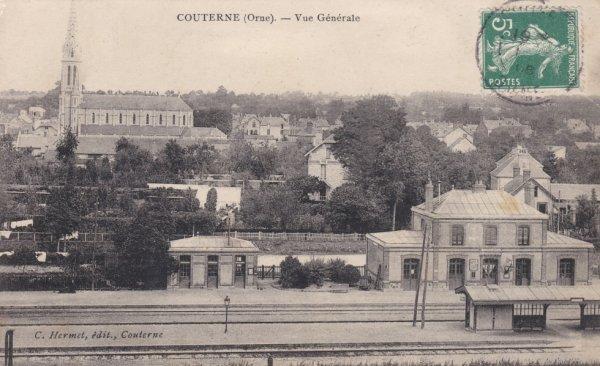 Ancienne gare de Couterne