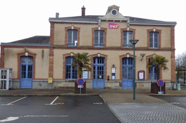 Gare de Briouze
