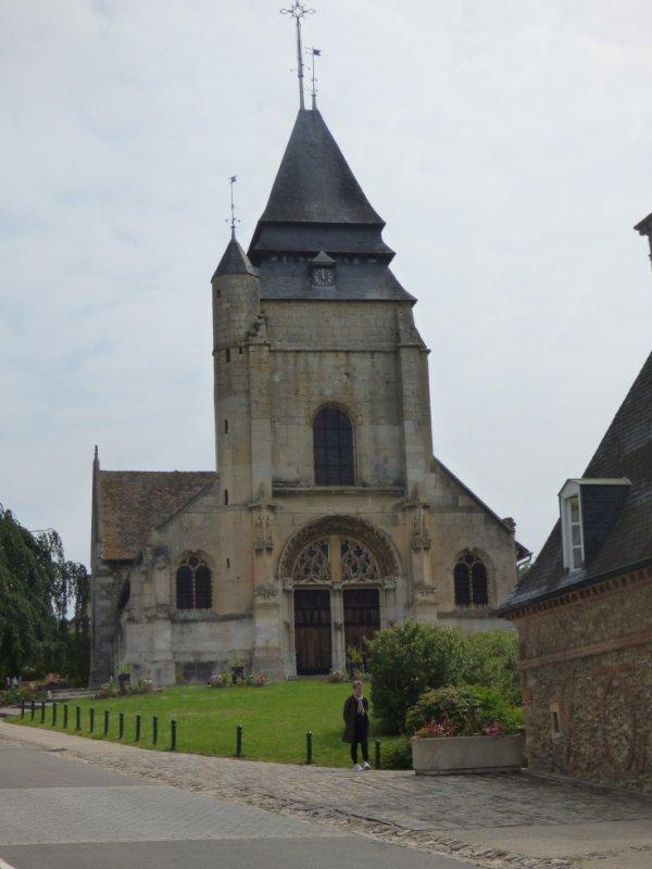 Eglise de Ménilles