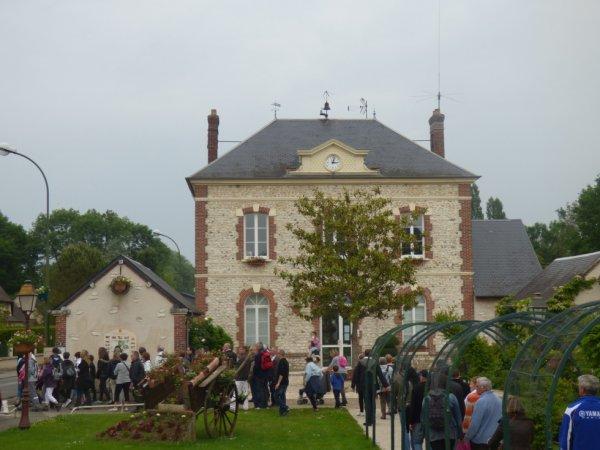 Mairie de Fontaine sous Jouy