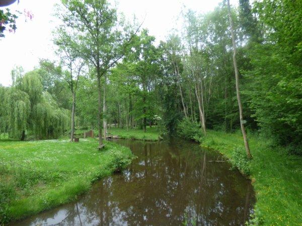 Bras de l'Eure à Fontaine sous Jouy