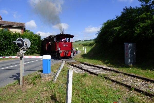 CFVE - Locomotive Cockerill au PN79