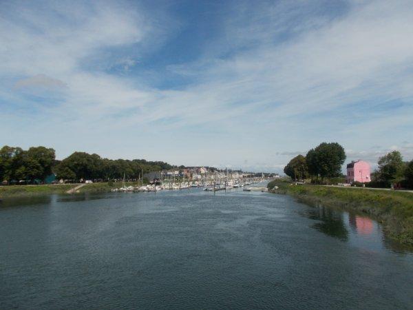 Canal de Saint-Valéry-sur-Somme