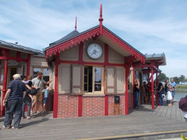 Station de Saint-Valéry-sur-Somme Port