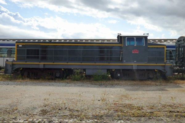 Locomotive 63500 du CFTVA