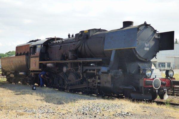Locomotive 150Y du CFTVA