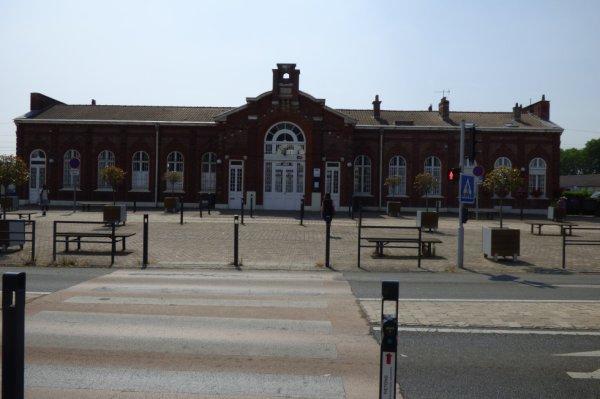 Gare de Bergues