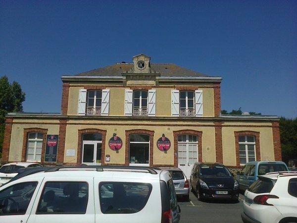 Ancienne gare de Carteret