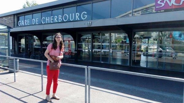 Je suis de passage à Cherbourg le 22 juillet 2018