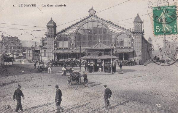 Ancienne gare du Havre