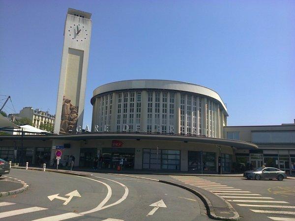 Gare de Brest (29)