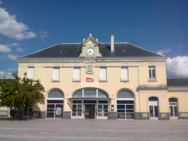 Gare de Riom (63)