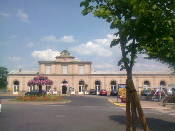 Gare d'Issoire (63)