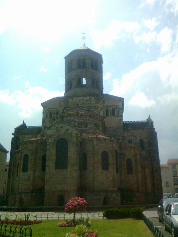 Cathédrale d'Issoire (63)