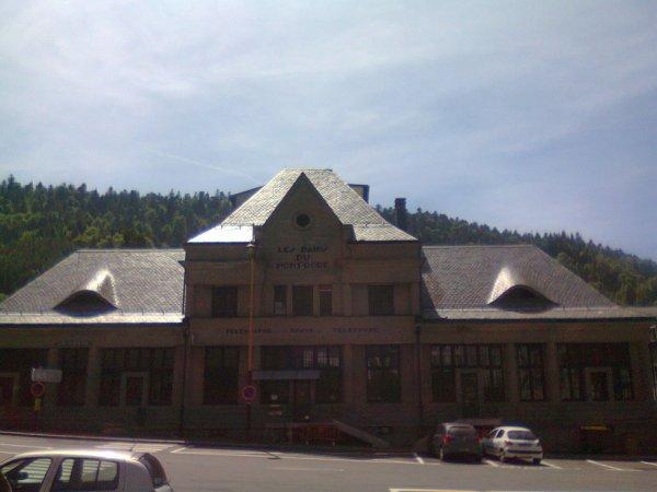 Bureau de Poste du Mont Dore