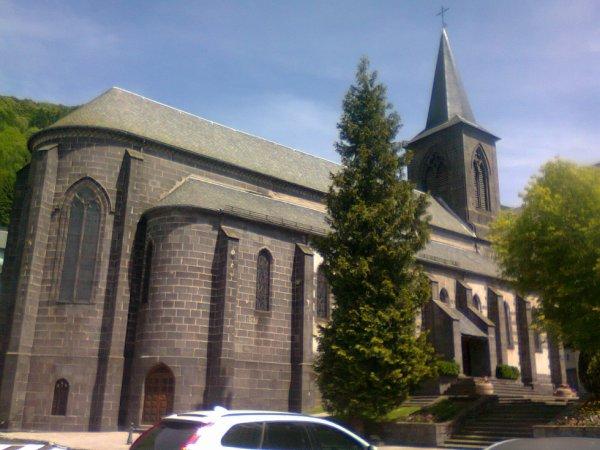 Eglise du Mont Dore