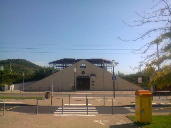 Gare de Clermont Ferrand La Pardieu