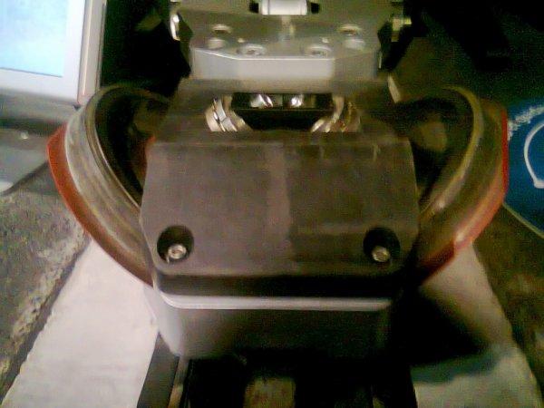 Musée l'Aventure Michelin - Système de guidage du tramway à pneus de la ville