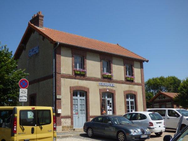 Gare des Loges (76)