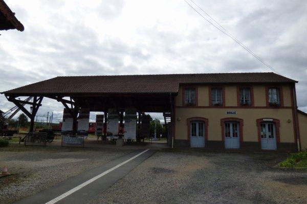 Gare de Beillé (72)