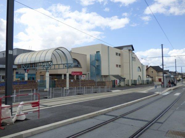 Nouvelle station du lycée Victor Lépine à Caen