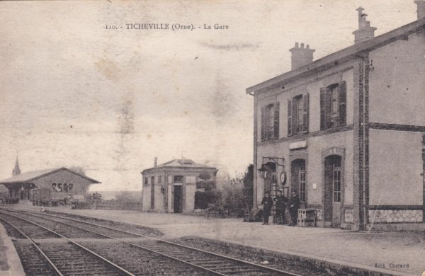 Ancienne Gare de Ticheville