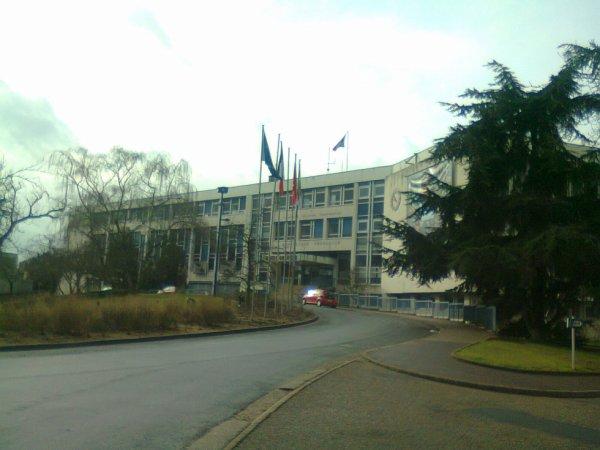 La mairie de Sotteville les Rouen