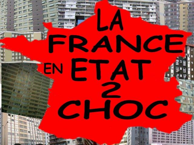 COMPILE La France En Etat 2 Choc