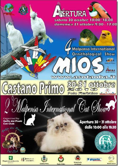 4° Malpensa International Ornithological Show