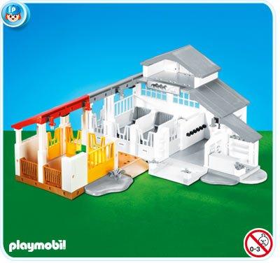 Articles de boblebrestois playmobil tagg s notice - Playmobil haras ...