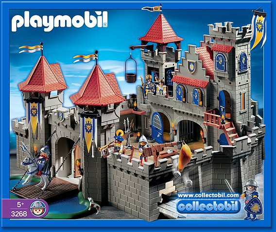 Chateau Playmobil Notice 4865 Stepindance Fr