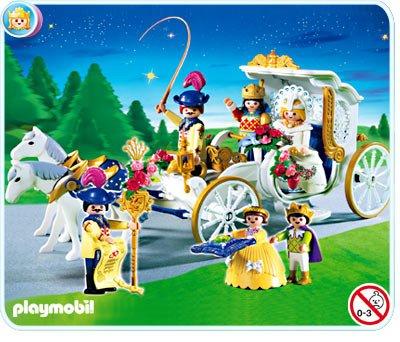 Articles de boblebrestois playmobil tagg s notice for Carrosse princesse playmobil