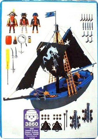 Articles de boblebrestois playmobil tagg s notice playmobil 3860 blog de boblebrestois les - Playmobil bateau corsaire ...