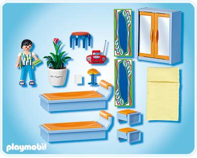 Blog de boblebrestois playmobil page 75 blog de boblebrestois les notices playmobil - Chambre parents playmobil ...