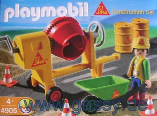 Articles de boblebrestois playmobil tagg s notice - Betonniere playmobil ...