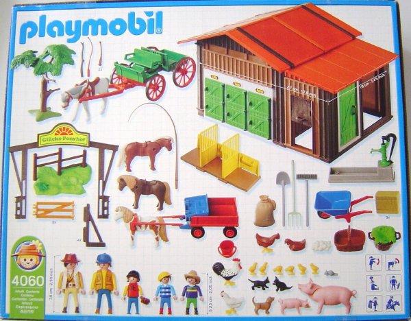 poney ranch playmobil