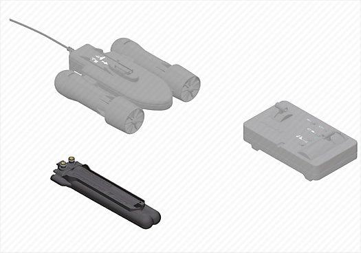 """0a SPÉCIAL DIVERS """"radiocommande & électrique"""" 6350 batterie pour 5536 moteur submersible"""
