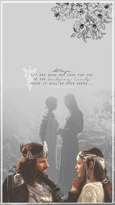 Arwen &' Aragorn