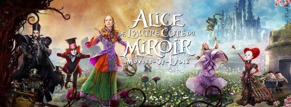 Alice, de l'autre coté du Miroir